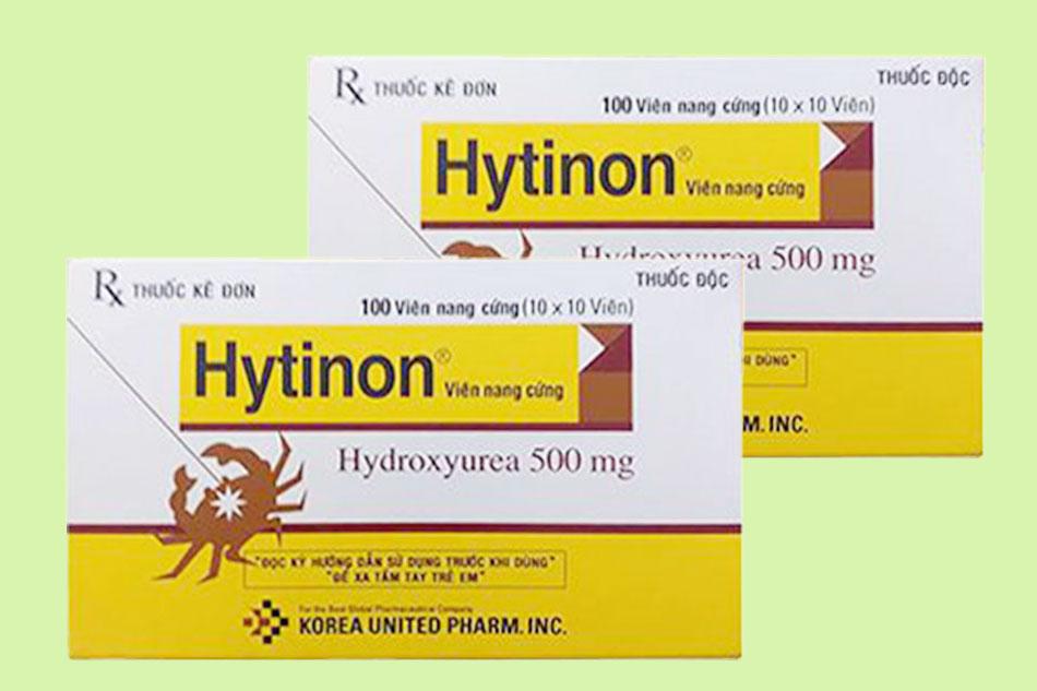 Hytinon 500mg là thuốc gì?