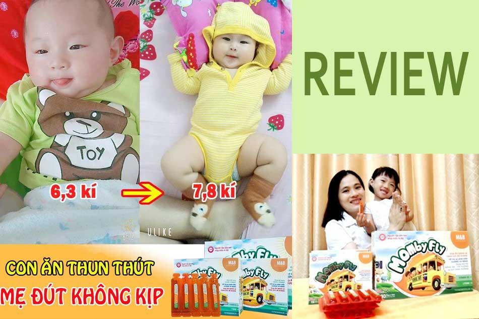 Review Momby Fly từ người dùng