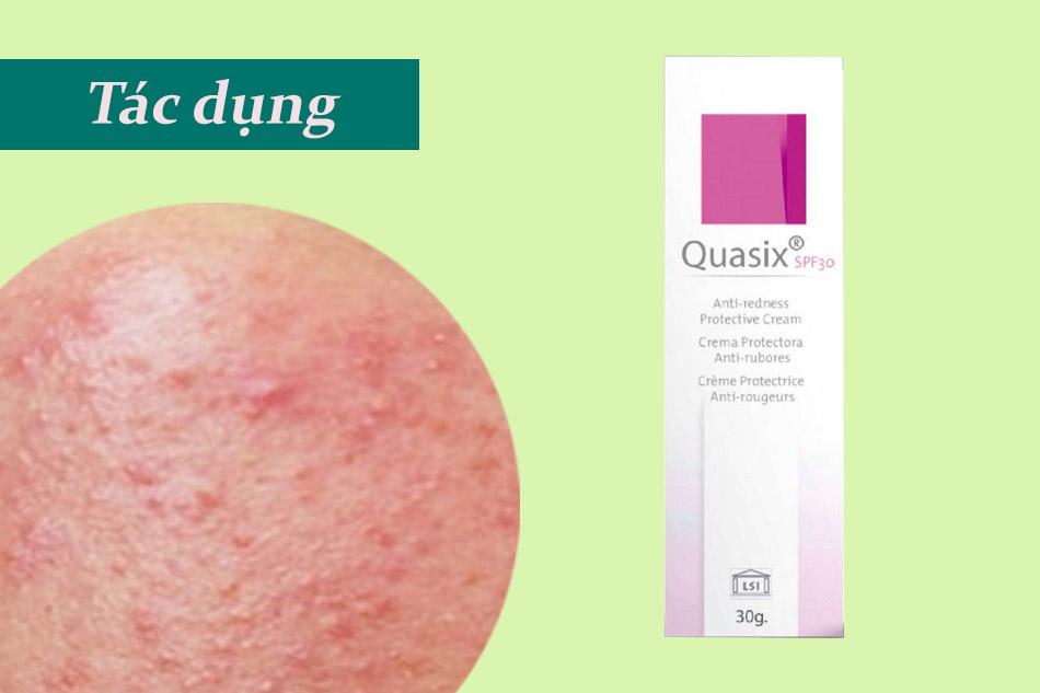 Tác dụng của Quasix Gel Precio
