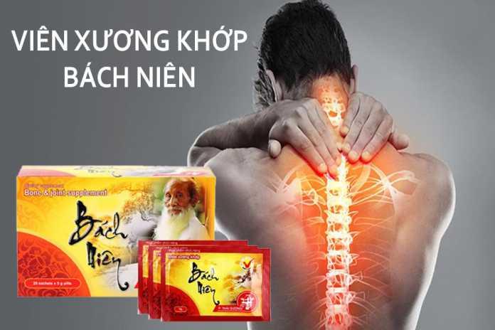 Viên xương khớp Bách Niên