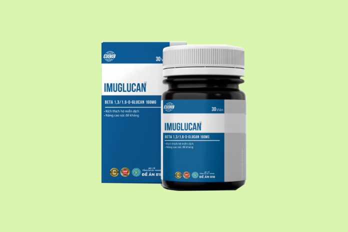 Sản phẩm imuglucan