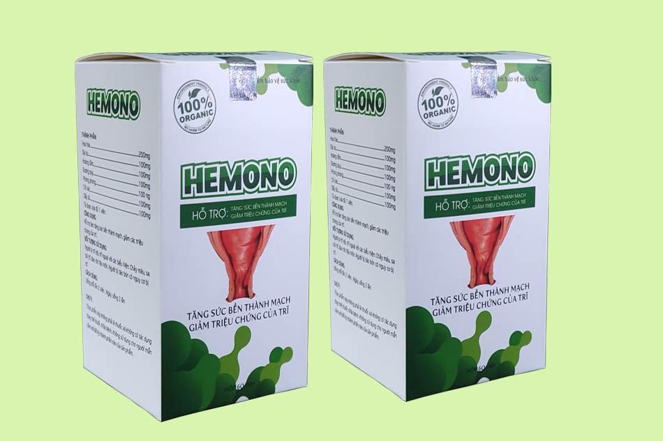 Viên uống Hemono