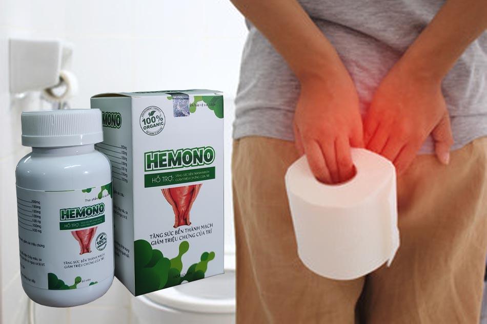 Viên uống hemono có tác dụng gì?