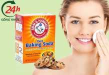 Hướng dẫn cách tẩy trang bằng Baking Soda & các lưu ý khi dùng